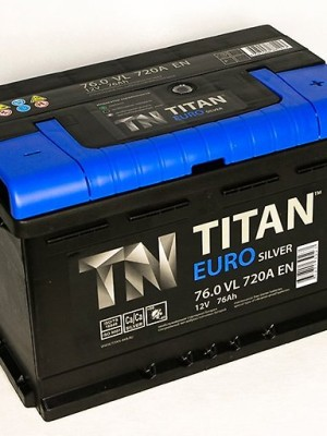 Титан сильвер 76