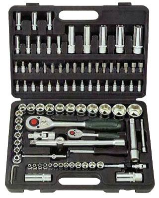 Набор инструментов 94 предмета  FORCE 4941